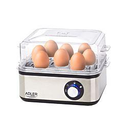 Adler Eierkocher für 8 Eier