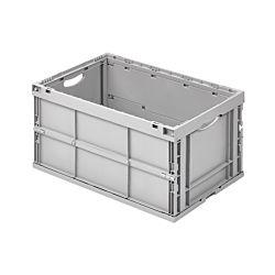 ALUTEC Faltbox 60 x 40 x 32cm Grau