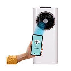Kibernetik Climatiseur mobile 2.5 kW avec wifi