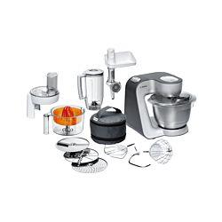 Bosch MUM56340 Küchenmaschine silber