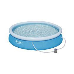 Bestway Pool Fast Set Ø 366 x 76 cm inkl. Filterpumpe
