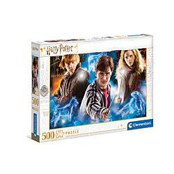 Clementoni Puzzle Harry Potter 500-teilig