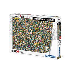 Clementoni Puzzle Impossible Mordillo 1000-teilig