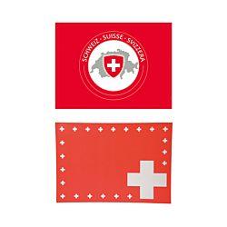 FS-STAR Tischset Schweiz 8er Set, 2 versch. Motive
