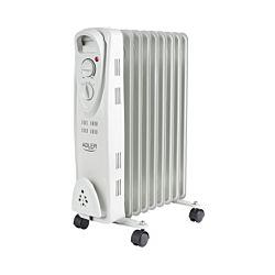 Adler radiateur chauffage 3 niveaux max 2000 Watt