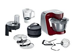 Bosch MUM58CR60 Küchenmaschine Rot