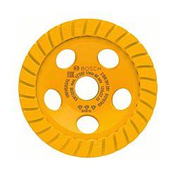 Bosch Diamanttopfscheibe Best for Universal Turbo, 125 mm