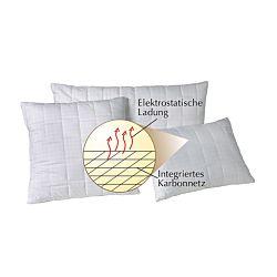 DOR Kissen variabel 65 x 100 cm, mit Polyesterfaser-Bällchen 550 g