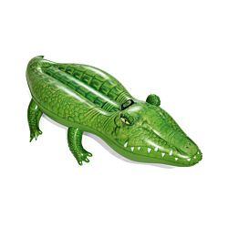 Bestway Schwimmtier Krokodil 163 x 72 cm