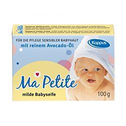 Kappus Savon doux pour bébé à l'huile d'avocat