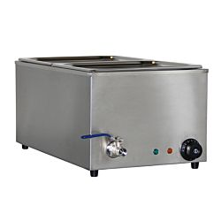 Weber Home Bain-Marie 2x 9.5 litres, gastronorm
