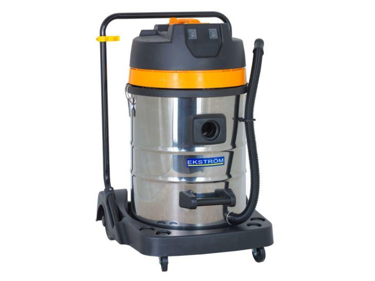 Ekström Aspirateur à eau et poussière 70 litres