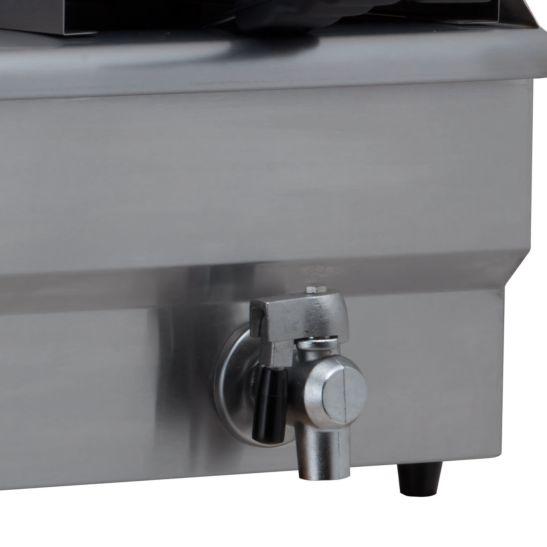 Weber Home Friteuse 2x 10 litres