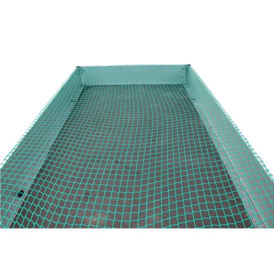 Kibernetik Cargo Netz 350 x 600 cm, mit Gummizug