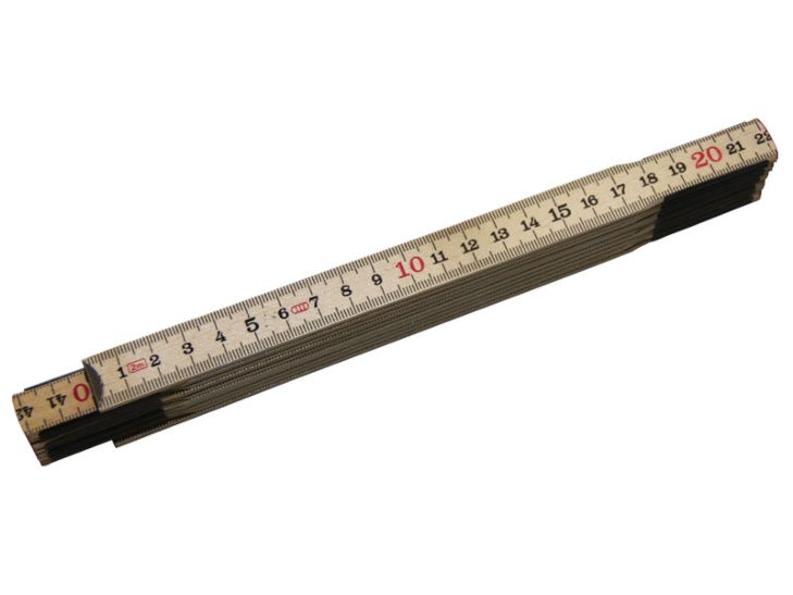 Kibernetik Holzmeter Doppelmeter 2 Meter