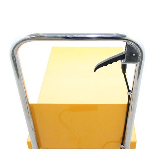 Ekström Table élévatrice manuelle ciseaux 300 kg, plage de levage 90 cm