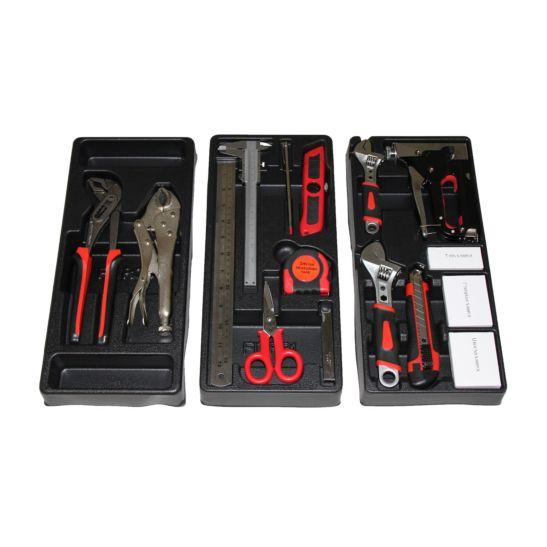 Kibernetik Werkzeugwagen 7 Schubladen, mit Werkzeug 190-teilig