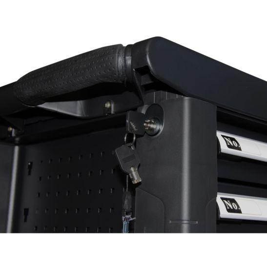Kibernetik Werkzeugwagen mit 7 Schubladen leer