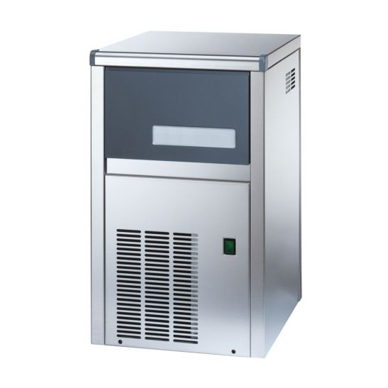 Kibernetik Profi-Eiswürfelmaschine 22kg/Tag, 4kg Speicher Vollwürfel