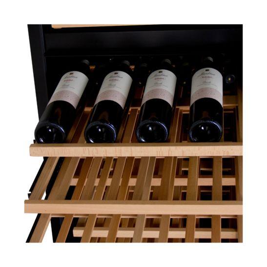 Kibernetik Weinklimaschrank 129 Flaschen 2 Zonen