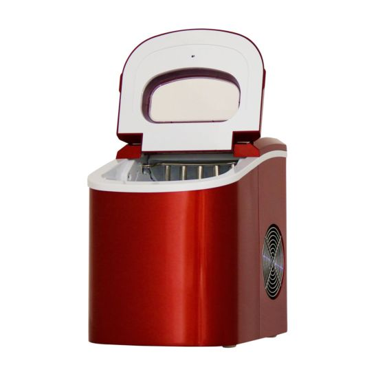 Weber Home EW12R Eiswürfelmaschine Hohlkegel