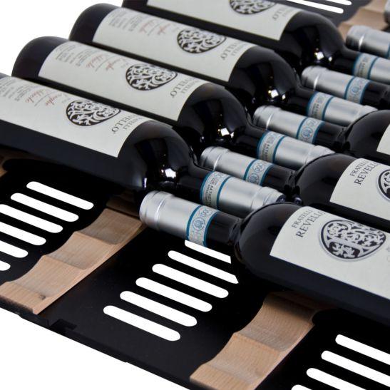 Kibernetik Regal zu Weinklimaschrank