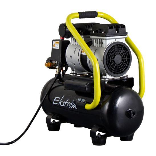 Ekström Druckluft Kompressor inkl. Schalldämpfer, 12 Liter
