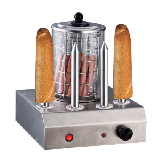 Weber Home Hot Dog Gerät HD104, 4 Spiesse