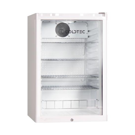 Coldtec Getränkekühlschrank 130 Liter