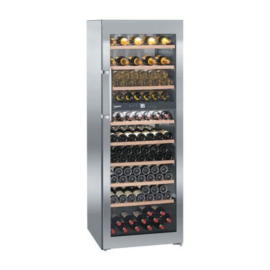 Liebherr Weinklimaschrank WTes 5972 Vinidor 211 Flaschen 2 Zonen
