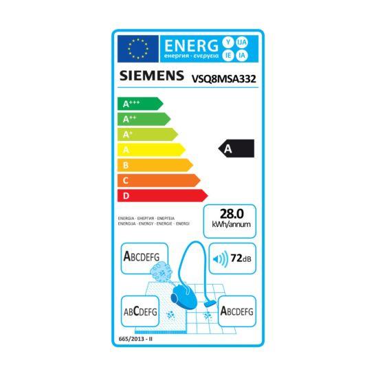 Siemens VSQ8MSA332 Staubsauger