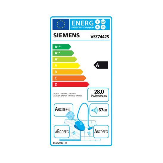 Siemens VSZ7442S Staubsauger Testsieger 2018