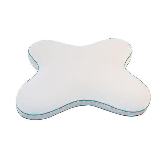 DOR Schmetterling Kissen 58 x 46 x 10/6 cm, mit 100% thermoelastischem Schaum