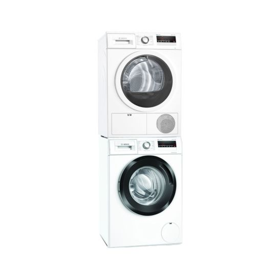 Bosch Tour de lavage WTH85V50CH 8 kg A++ & WAN24241CH 8 kg A+++