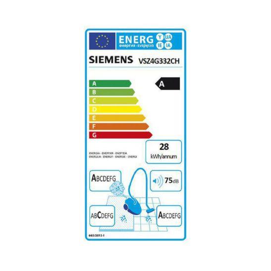 Siemens VSZ4G332CH Staubsauger mit Beutel, Z4.0