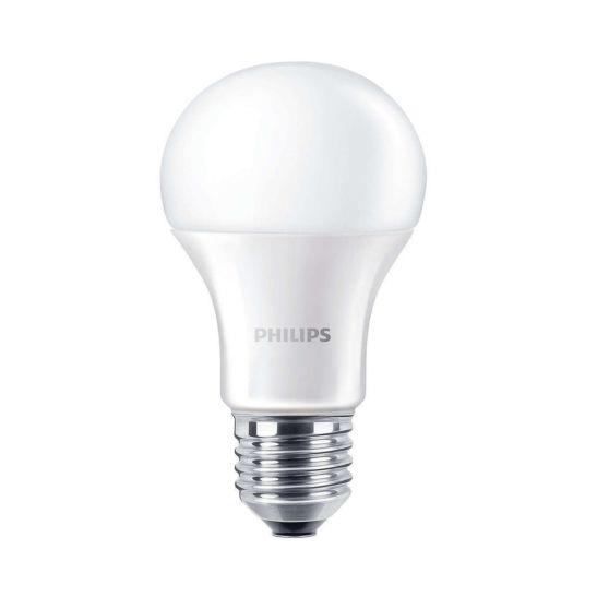 Philips A+ LED Birne 5.5 Watt (40W) E27 CorePro, warmweiss