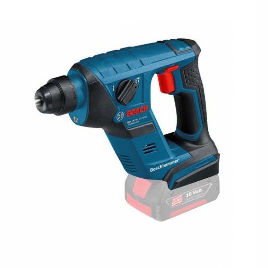 Bosch Marteau Perforateur GBH 18 V-LI, sans coffre, batterie et chargeur
