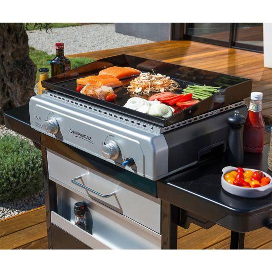 CAMPINGAZ barbecue de table Blue Flame L 2 brûleurs