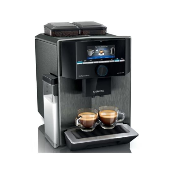 Siemens TI957FX5DE Kaffeevollautomat baristaMode Home Connect