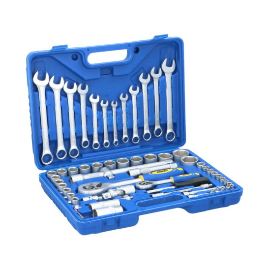 Kinzo Werkzeugset 61-teilig