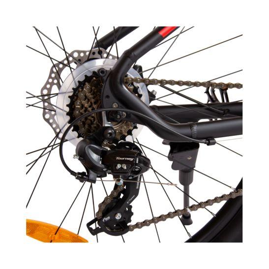 Phoenix Mountain Bike 26 Zoll schwarz / türkis