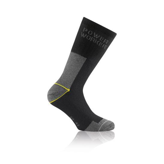 Rohner Socken Herren Power Worker Wilmax 3er Pack schwarz Gr.39/42