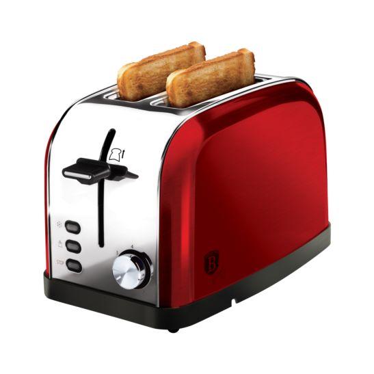 Berlinger Haus 2 Scheiben Toaster Burgundy Edition
