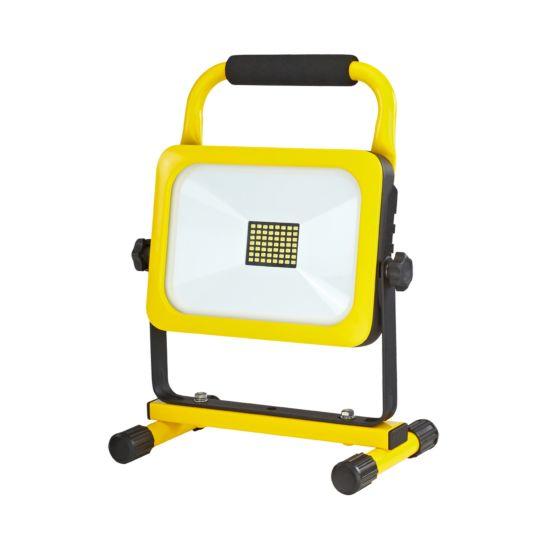Forsberg LED Scheinwerfer 30 Watt mit Akku und Traggestell