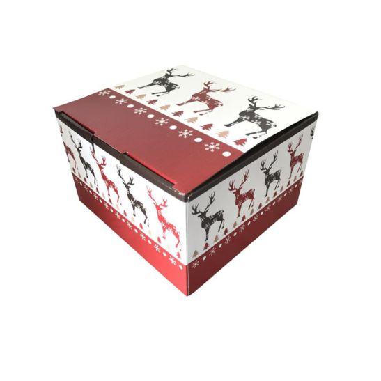 dameco XMAS Keramik Tassen 4er Set