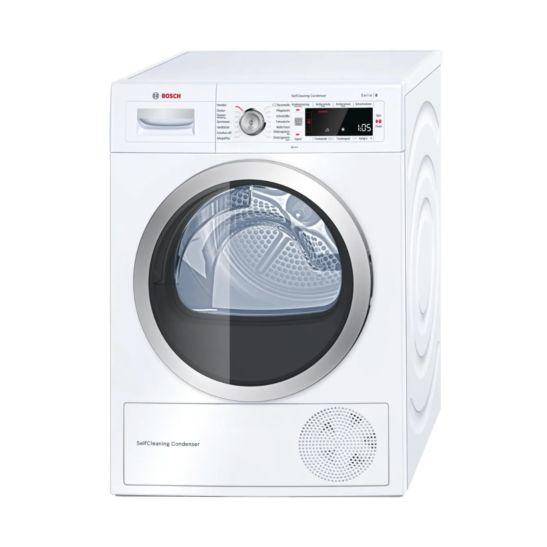 Bosch WTW875W0 Wärmepumpentrockner 8 kg A+++