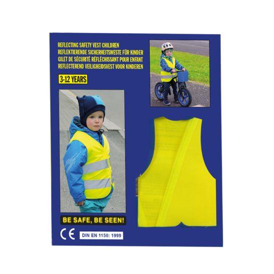 Lifetime Sicherheitsweste Kinder gelb