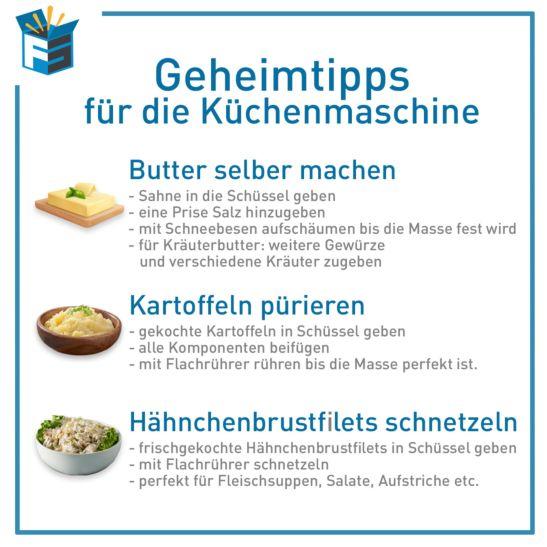 Bosch MUM58720 Küchenmaschine