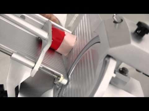 Kibernetik Aufschnittmaschine 220 mm