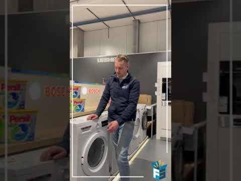 Bosch Lave-linge WAN24241CH 8 kg